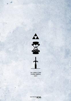The Legend of Zelda:  Phantom Hourglass 2007