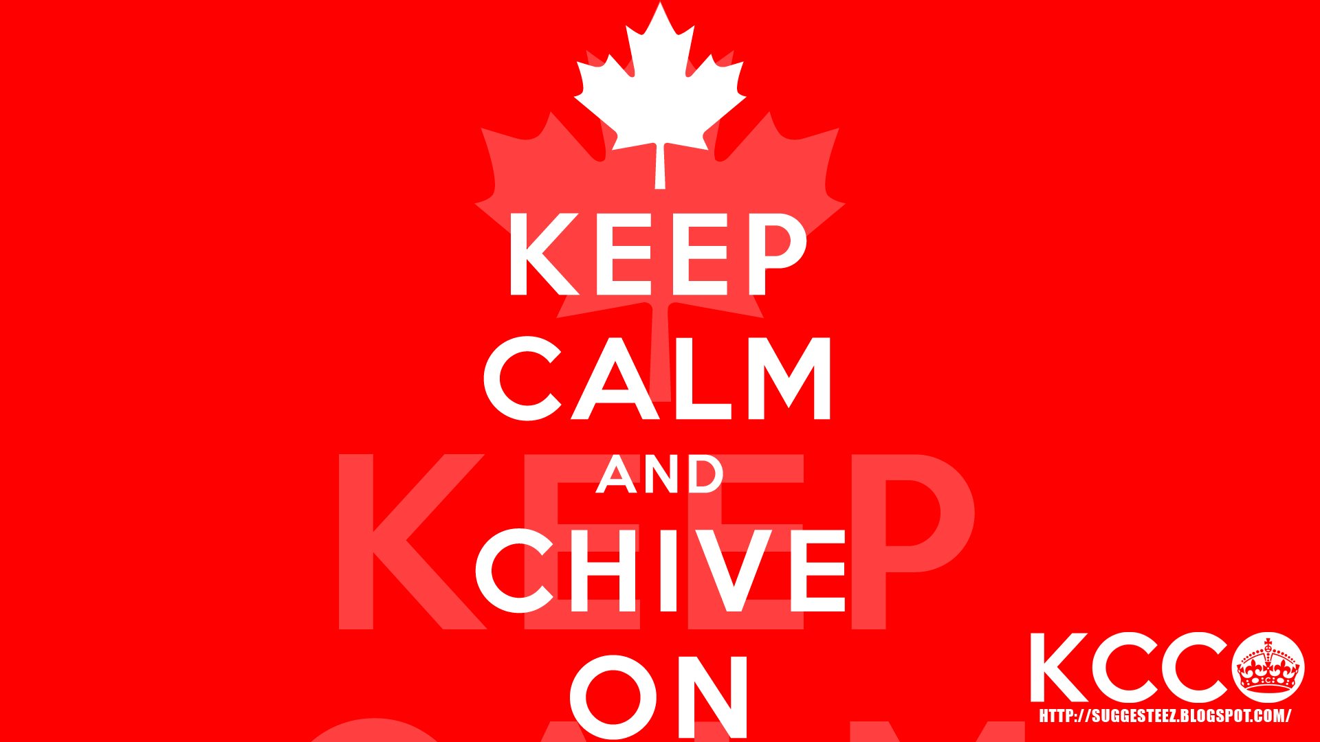 TheCHIVE Canadian KCCO HD Wallpaper By Suggesteez On