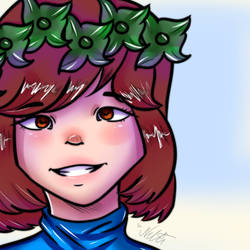 New Profile Picture by nellydrawings