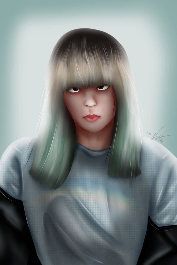 Lisa by nellydrawings