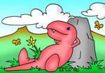 Dreamin Dinosaur