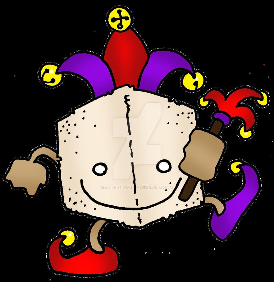Jester Crouton by PhilipBedard