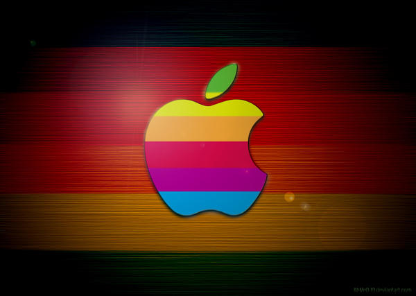 Apple Colorful Wallpaper > Apple Wallpapers > Mac Wallpapers > Mac Apple Linux Wallpapers