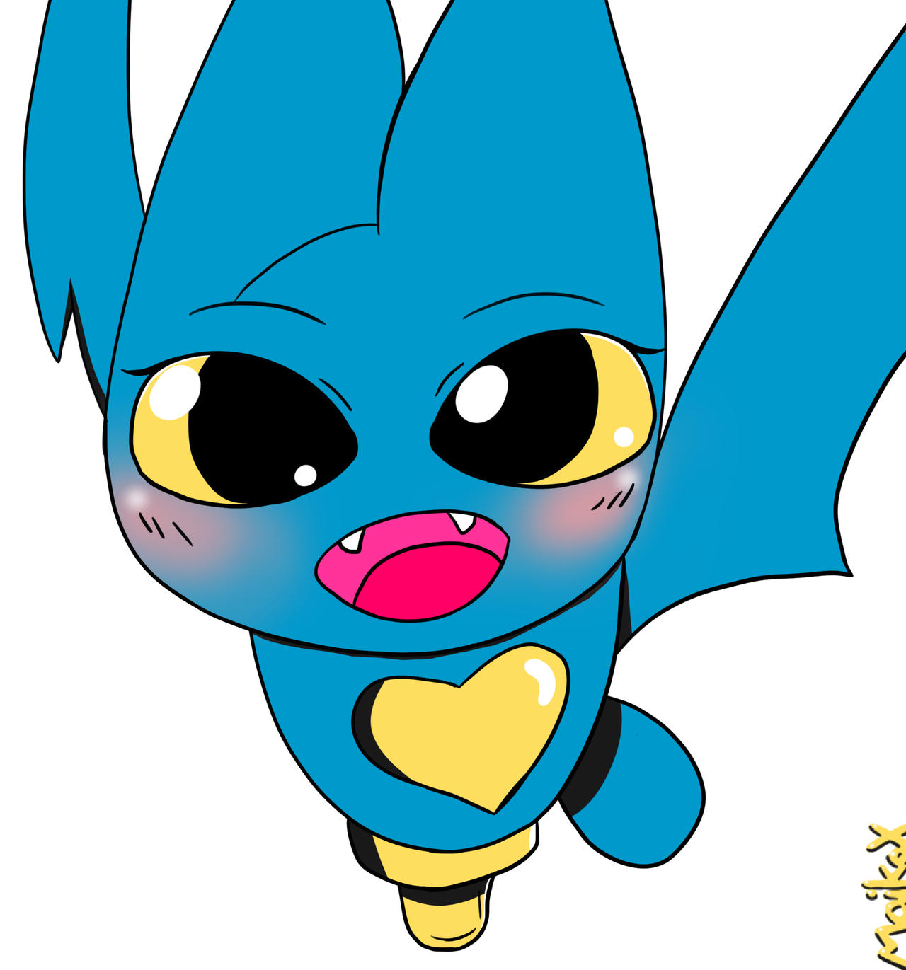 Adorabat By Maikoxsekai On Deviantart And most ferocious bat in all of pure heart valley. adorabat by maikoxsekai on deviantart