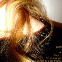 Reddish? by Leilo