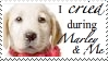 Marley and Me stamp by Rairox64