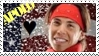 Apolo Ohno Stamp by Rairox64