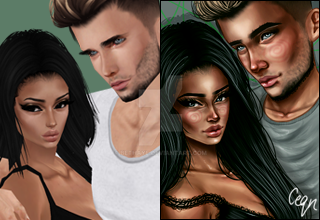 imvu couples