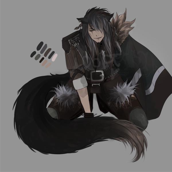 Wolfboy AUCTION [closed] By Suzu-Adopts On DeviantArt