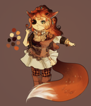 Foxlady AUCTION [closed]