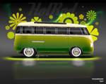 HotRod - Volkswagen Type2