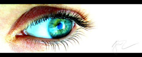 The Eye by geci