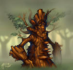 Tree Ent Colored