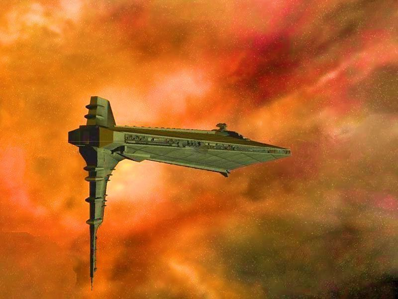 S.S.D. Eclipse II - Port 09A (On Patrol For Enemy) by Kerchan3