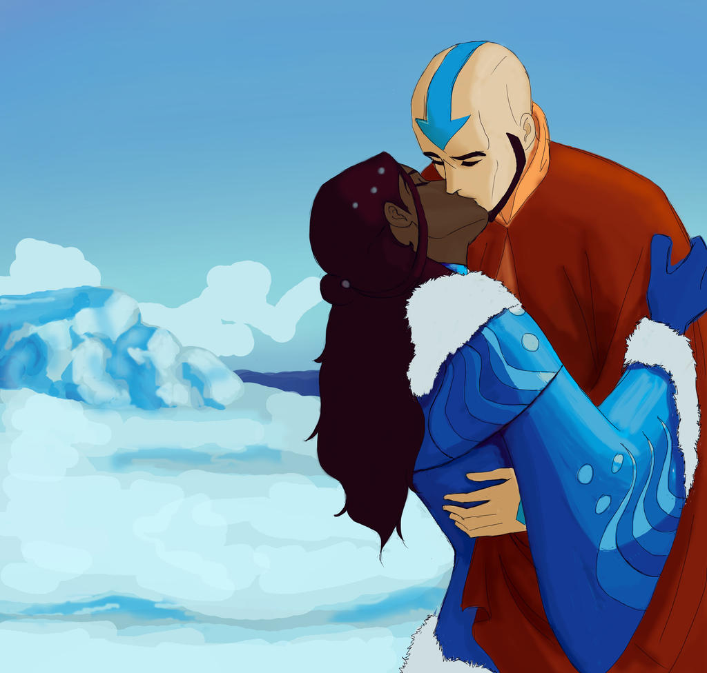 Kataang FOREVER!!! by Pen-Wizard
