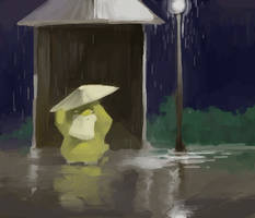 Rainy Day by Gumbogamer