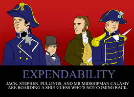 Expendability by tootsiemuppet