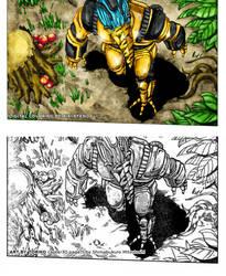 Toriko capter 30 page 15 by Shimabukuro Mitsutoshi