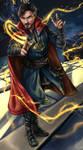 Fan art: Doctor Strange