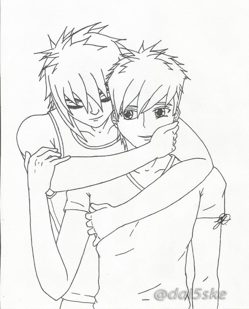 Hold me by daisuke-kun89