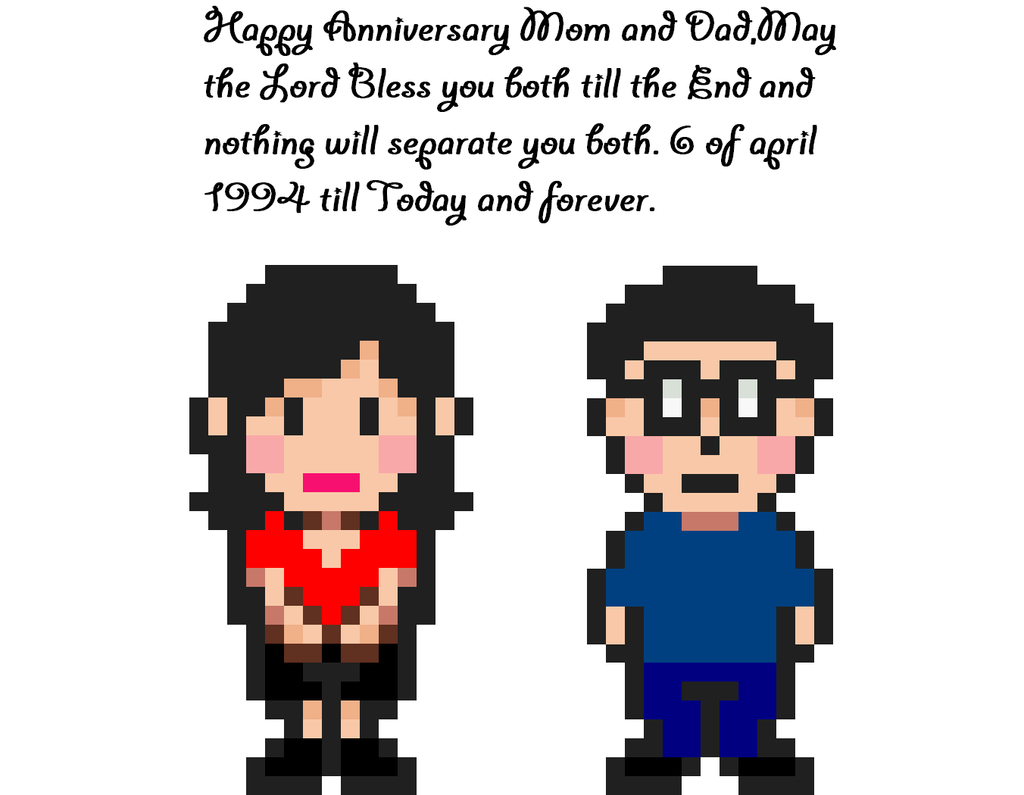 awesome happy wedding anniversary to parents