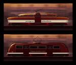 Retrofuture streetcars