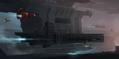 Starfleet by sketchboook