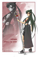 SKP: Sailor Pluto by Omen-of-SilverWing