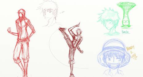 Sketch Dump Fun 2