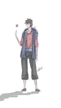 Pokemon Trainer Kim