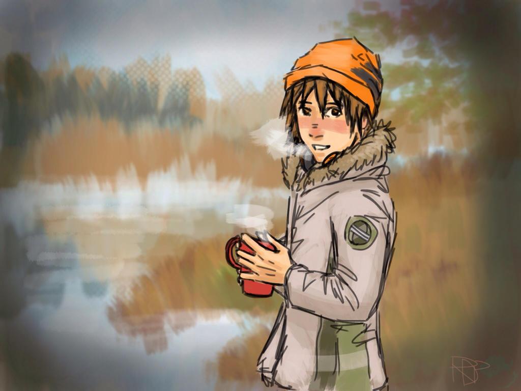Autumn Chill by greendragon27