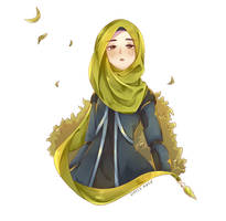 Iman by Daisy-Artz