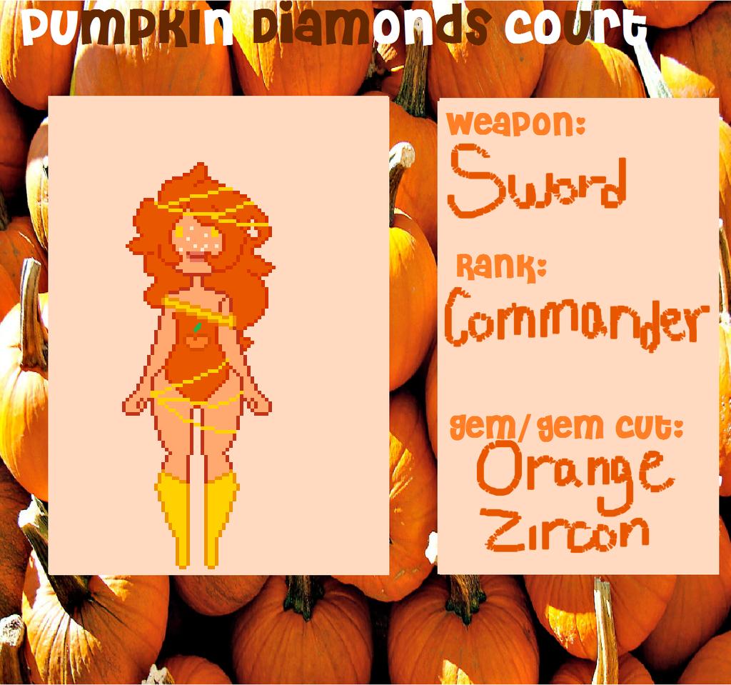 Orange Zircon Form by Abby-Baba