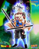 Goku - Sage of the 7 Dragon Balls by AlphaDBZ