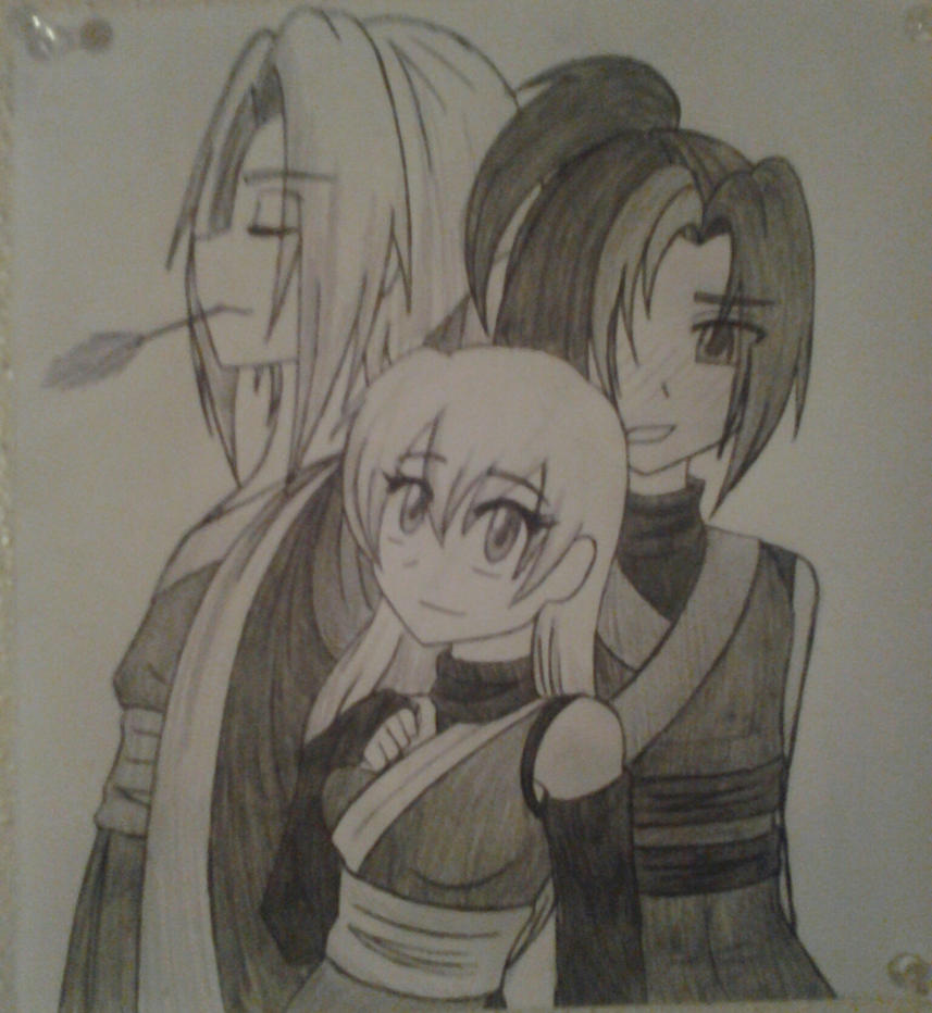 Sazuka's New Story by SazukaXDeidara4Ever