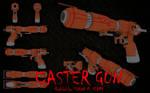 Outlaw Star Caster Gun
