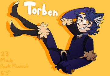 Torben by Dali-Puff