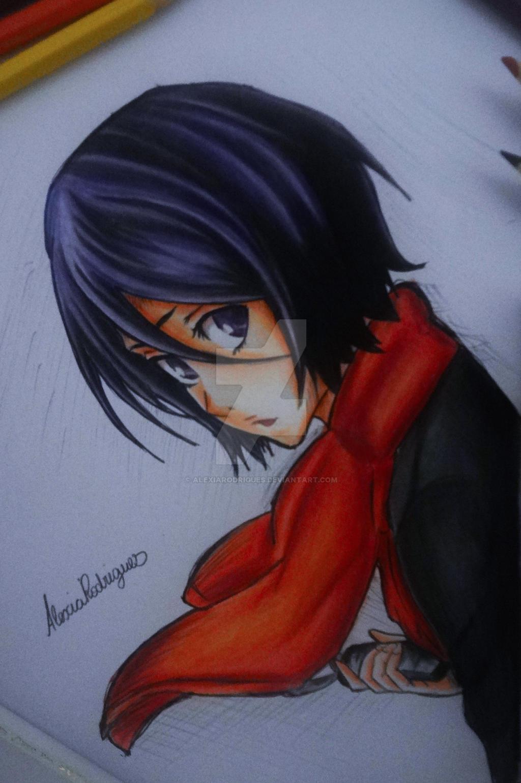 Rukia - Bleach by AlexiaRodrigues