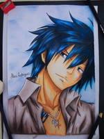 Gray Fullbuster - Fairy Tail by AlexiaRodrigues