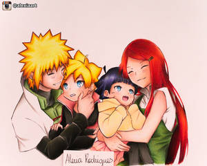 Uzumaki Family Connection - Naruto