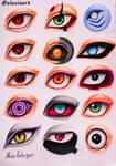 Naruto Eyes II