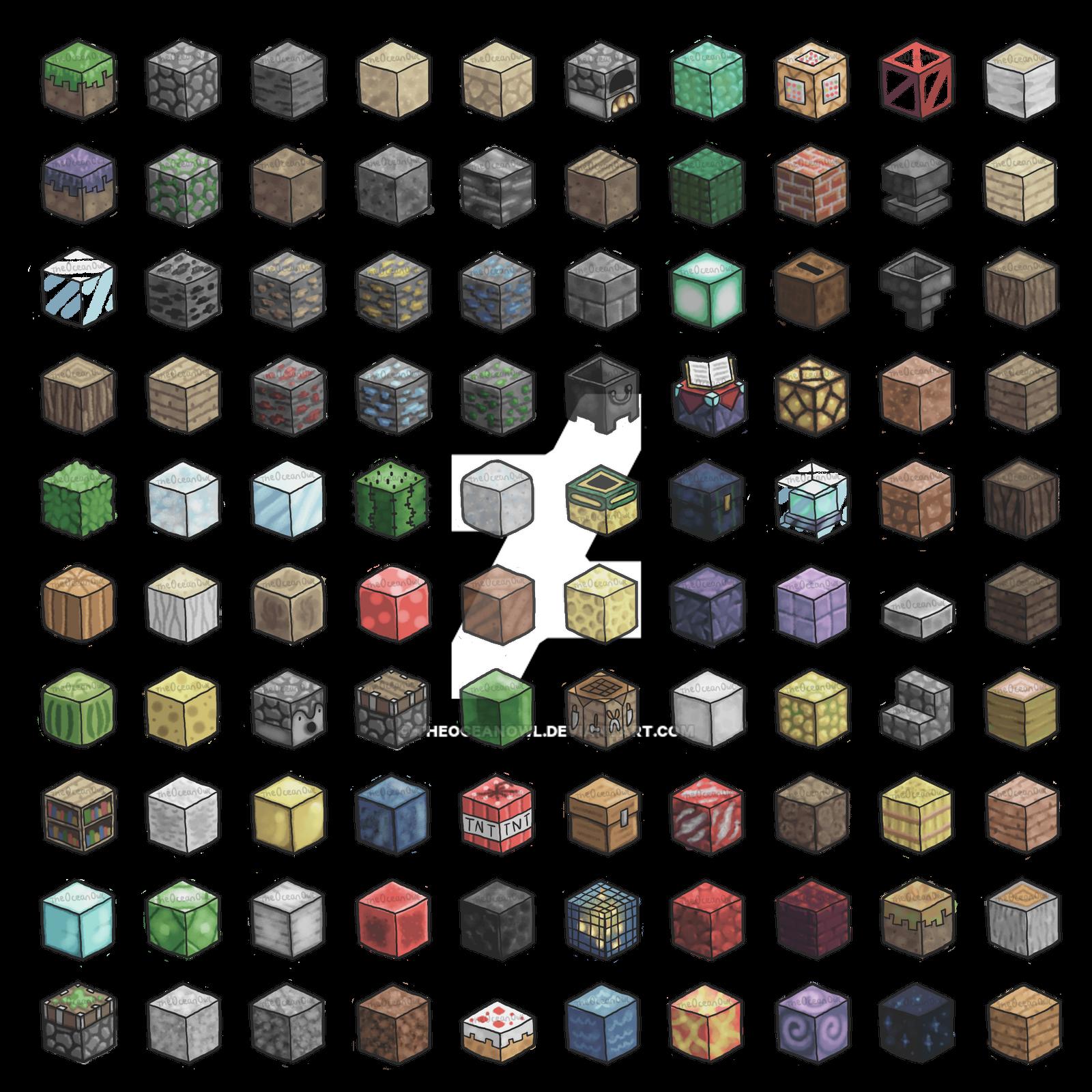 All   Blocks Craft