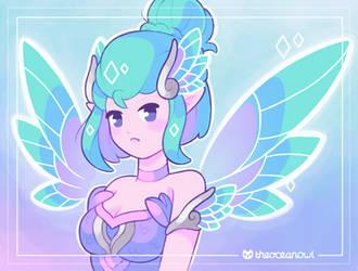 Sugar Plum Fairy by TheOceanOwl