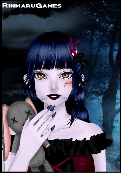 spooky-doll- Skylar by PoisonDLucy13