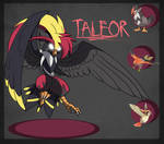 Taleor! |Pokemon Fusion|