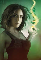 Daisy Johnson by frostedfire1