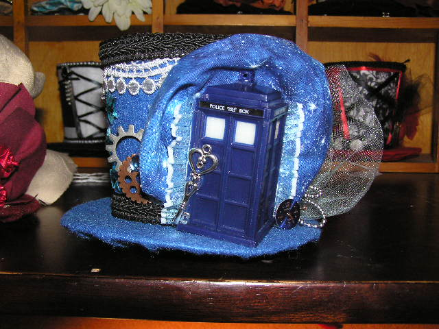 Wibbly Wobbly Timey Whimey by LieselsHatHutch