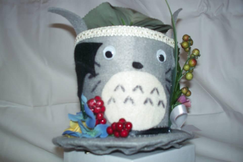 Totoro by LieselsHatHutch