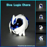 Dive Lugia Charm by Choestoe
