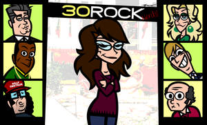 30 Rock by Cool-Hand-Mike